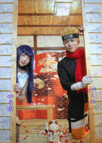 Cosplay men's wear suit Customized Shaohua Liuying Pavilion Over 6 years old Animation, games Tailor made Japan Naruto Whirlpool Naruto