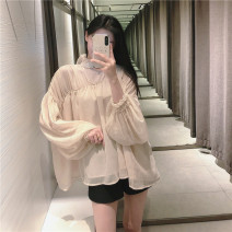 shirt Apricot XS,S,M,L Spring 2021 other 51% (inclusive) - 70% (inclusive)
