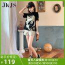 jacket Summer 2021 S M L XL JK&JS 25-35 years old Cotton 94.5% polyurethane elastic fiber (spandex) 5.5% Pure e-commerce (online only)