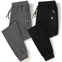 sweatpants  M. L, XL, 2XL, 3XL, 4XL, 5XL, 6xl, 7XL, 8xl, collection and purchase, priority delivery Large size Ninth pants Other / other motion other easy summer Basic public Medium high waist 2020 GPS-728 High shot Rib stitching Cotton 95% polyurethane elastic fiber (spandex) 5% cotton