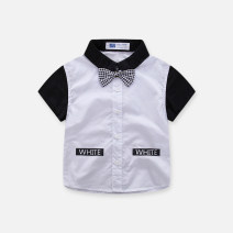 shirt Black, white singbail neutral 90cm,100cm,110cm,120cm,130cm C0318CH