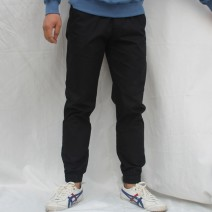 Casual pants Others Youth fashion Green, gray, black S,M,L,XL,2XL,3XL routine trousers Other leisure easy Micro bomb autumn youth Simplicity in Europe and America 2020 middle-waisted Little feet Overalls other washing Solid color Fine canvas cotton cotton Fashion brand More than 95%