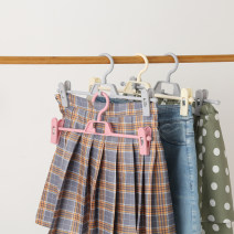 Pants rack 3, 5, 10, 20 Organize / store q3K1D963 Sabor / Sabor no Wardrobe / cloakroom public Nordic style 31/34cm Macarone Asia