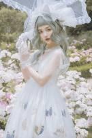 Lolita / soft girl / dress End of October L,M,S