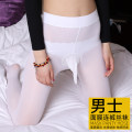 Socks / base socks / silk socks / leg socks male Other / other Open money , Shut up payment , Egg wrapped , Regular payment black , skin colour , white , grey 1 pair Thin money Panties summer sexy Solid color nylon Leg shaping Single side crotch