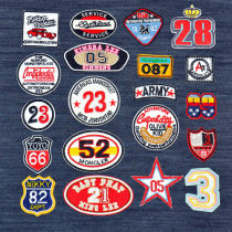 Cloth stickers H327h328h329h330h331h332h333h334h335h336h337h338h339h340h341h342k287k292k2925k297a set of 20 h101h323 (21) h325 (23) Zumakoo / zumako Badge set 40