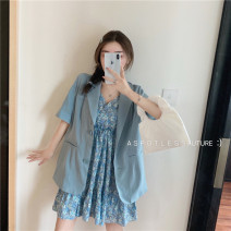 Fashion suit Summer 2020 Average size 96% and above polyester fiber