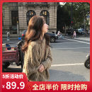 Women's large Winter 2020 Grandma camel piece S M L XL 2XL 3XL 4XL sweater singleton  commute Self cultivation thickening Socket Long sleeves Solid color Korean version Crew neck routine routine 12-15CS0041 Yifengweier 18-24 years old Pure e-commerce (online only)