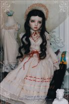 BJD doll zone Dress 1/3 Over 14 years old Customized The promise of the world