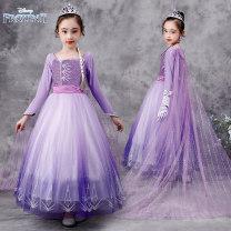 Children's dress female 100cm,110cm,120cm,130cm,140cm,150cm Aisha Photographic Costume K33 Class A other Cotton 80% polyester 20% 2, 3, 4, 5, 6, 7, 8, 9, 10, 11, 12, 13, 14 years old princess