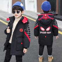 Cotton padded jacket male No detachable cap other Other / other Black, red, blue 110cm,120cm,130cm,140cm,150cm,160cm thickening Zipper shirt Korean version There are models in the real shooting Cartoon animation other Class B other Other 100% Cotton liner Other 100% Chinese Mainland Zhejiang Province