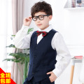 School uniform / school uniform customization Men's gift vest 120cm,125cm,130cm,135cm,140cm,145cm,150cm,155cm,160cm,165cm male Other / other winter college Single breasted JY044 Other 100%