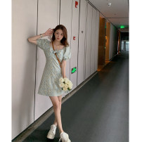 Dress other cotton SK21050320 Spring 2021 Other / other S. M, l, s book for 7 days, Zhuang code, m book for 7 days, l book for 7 days
