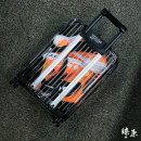 suitcase RIMOWA - - For men and women Transparent (DF bin) transparent (LC bin) transparent (Jo bin) transparent 21 inches Self driving tour yes RMWLGGE00180625 Summer of 2018 other