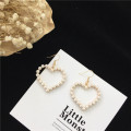 Earrings Alloy / silver / gold 10-19.99 yuan Other / other Main drawing brand new female Japan and South Korea goods in stock Fresh out of the oven Not inlaid Love / water drop / bell