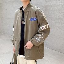 Jacket Other / other Youth fashion Blue, green, black M,L,XL,2XL,3XL easy motion spring N3-25-JK108 tide