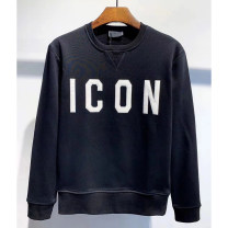 Sweater Youth fashion Piplan White, black 170(M),175(L),180(XL),185(XXL),190(3XL) originality Socket routine Crew neck autumn Straight cylinder leisure time youth tide routine DS315 Fleece  cotton Rib bottom pendulum More than 95%