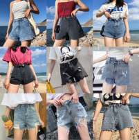 Jeans Summer 2021 Starting with 10 pieces (multi-color and multi variety batch), 20 pieces (multi-color and multi variety batch), 50 pieces (multi-color and multi variety batch), 100 pieces (multi-color and multi variety batch), 100000 pieces (multi-color and multi variety batch) shorts Natural waist