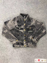 Jacket Other / other Fashion City grey S M L XL routine easy Other leisure Four seasons Long sleeves Wear out short 2018 washing