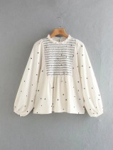 shirt As shown in the picture, as shown in the picture 9933 XS,S,M,L Autumn 2020 other 51% (inclusive) - 70% (inclusive) Long sleeves street Regular 18-24 years old Europe and America