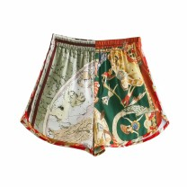 Casual pants As shown in the figure XS,S,M,L Spring 2021 shorts High waist street routine 18-24 years old Europe and America
