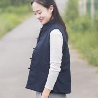 jacket Autumn of 2019 M,L,XL Yu Xiang cotton 51% (inclusive) - 70% (inclusive)