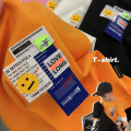 T-shirt White, black, orange, pink, the fourth batch of white will arrive on March 31, the fourth batch of black will arrive on March 31, the fourth batch of orange will arrive on March 31, and the fourth batch of pink will arrive on March 31 Chen Chen's mother 80, 90, 100, 110, 120, 130, 140 male