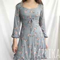 Dress Summer of 2019 As shown in the picture S,M,L