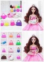 Doll / accessories 2, 3, 4, 5, 6, 7, 8, 9, 10, 11, 12, 13, 14 years old parts Aozhifan Barbie China Below 30 cm < 14 years old parts Fashion nothing Accessories