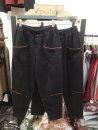 Casual pants L,XL,2XL,3XL Autumn of 2019 trousers Haren pants Natural waist Versatile routine 96% and above cotton cotton