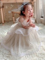 Dress Off white, grey female Other / other 80cm,90cm,100cm,110cm,120cm,130cm,140cm,150cm Other 100% spring and autumn Korean version Solid color other A-line skirt Class A 12 months, 3 years, 3 months, 18 months, 9 months, 6 months, 2 years Chinese Mainland Guangdong Province Shenzhen City