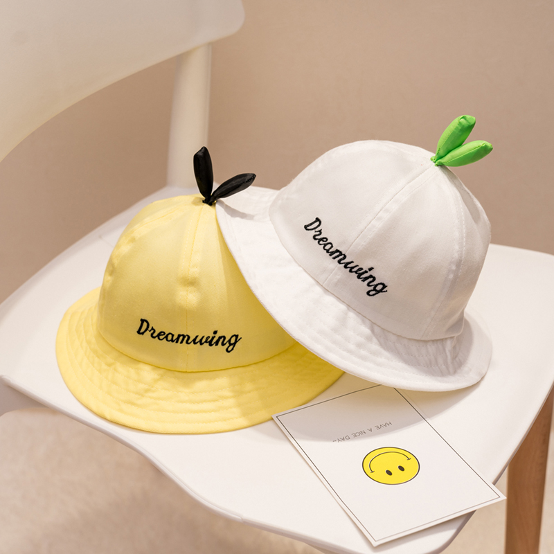 Hat Average size Yellow black leaflet blue red leaflet pink green leaflet white green leaflet Orange Black leaflet (thick) light purple green leaflet (thick) pink green leaflet (thick) black red leaflet (thick) Reference (1-5 years old) (47-50cm) neutral Fisherman hat dome leisure time Other / other