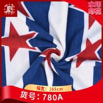 Fabric / fabric Sample (1 meter), big price contact customer service Calico Polyester / spandex jersey Chinese Mainland Kilogram