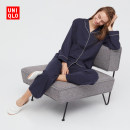 Pajamas / housewear set female UNIQLO / UNIQLO 150/76A/XS 155/80A/S 160/84A/M 160/88A/L 165/92A/XL 170/96A/XXL 175/104B/XXXL 09 Black 10 water pink 69 Navy other spring UQ437223000 Cotton 74% polyester 26% Spring 2021 Same model in shopping mall (sold online and offline)