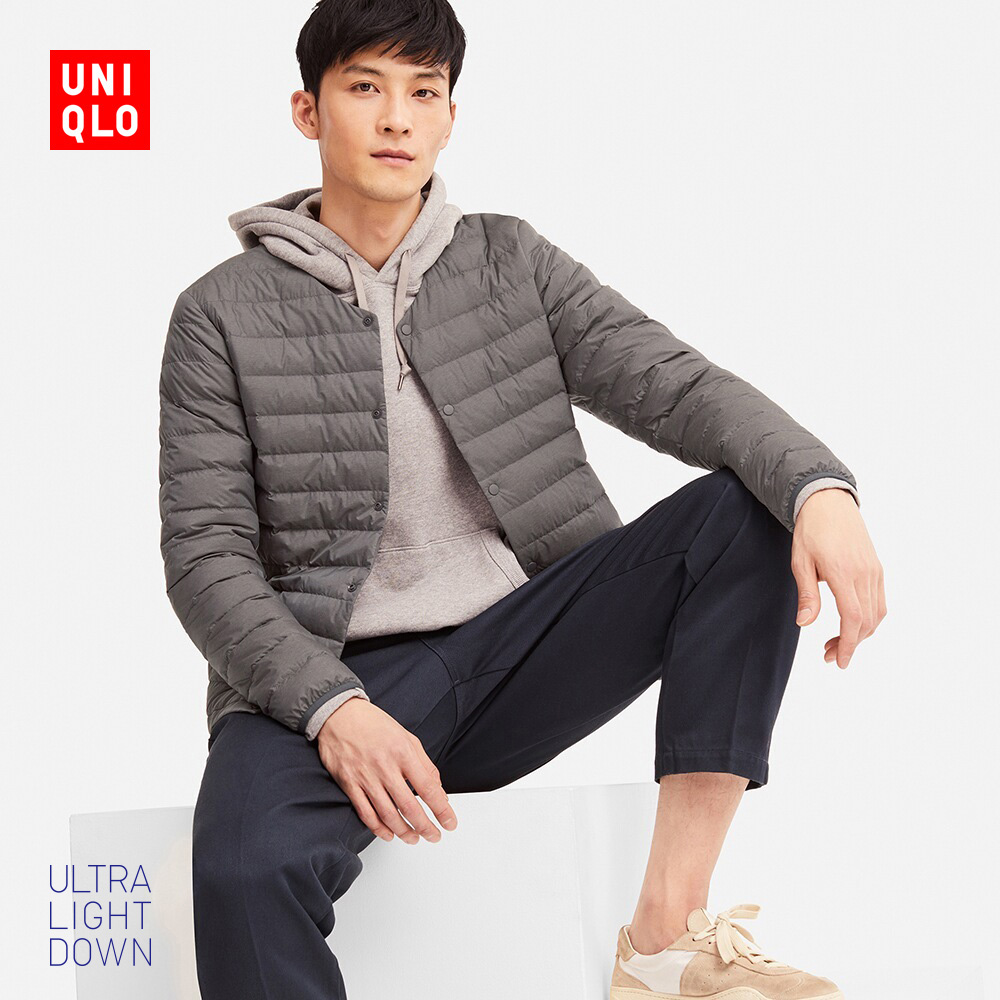 Down Jackets 09 black UNIQLO / UNIQLO other 170/92A/M other UQ409322000 Polyamide fiber (nylon) 100% Winter of 2018