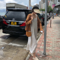 Dress Summer 2020 Black, apricot One size fits all, s Mid length dress singleton  Sleeveless commute One word collar Loose waist Solid color Socket One pace skirt routine camisole 18-24 years old Korean version 51% (inclusive) - 70% (inclusive) other hemp
