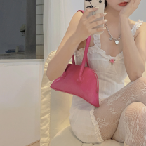 Dress Summer 2021 white S, M Short skirt singleton  Sleeveless commute High waist Solid color One pace skirt camisole 18-24 years old Type A Korean version Fungus, splicing four point one two 31% (inclusive) - 50% (inclusive)