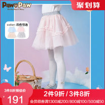 skirt 105cm 110cm 120cm 130cm 140cm 150cm 160cm L / blue light blue / 51 L / grey light gray / 16 Pink / 25 gold / 92 paw in paw female Other 100% summer Miniskirt princess other PCWHB6341N Class B Spring 2021