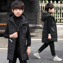 Vest male Army Green Black Modern new human winter thickening There are models in the real shooting zipper leisure time other Solid color Other 100% D7159 Class B other Cotton liner Winter 2017