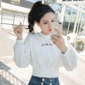 Sweater / sweater Autumn 2020 Off white, yellow S. M, l, XL, limited quantity, 52 yuan promotion, about to restore the original price of 62 yuan Long sleeves have cash less than that is registered in the accounts Socket singleton  routine easy commute Other / other Korean version cotton