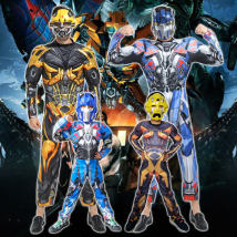 Clothes & Accessories Pang Wan Child Bumblebee s child Bumblebee m child Bumblebee l child Optimus Prime s child Optimus Prime m child Optimus Prime l adult Bumblebee adult Optimus Prime Halloween Parenting Movie characters