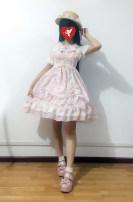 Dress Summer 2016 Light blue, pink S,M,L,XL