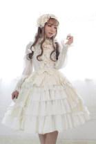 Lolita / soft girl / dress Soufflesong L,M,S,XL