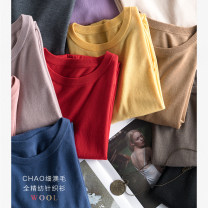 Wool knitwear Autumn of 2019 S,M,L,XL wool More than 95%