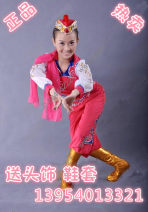 National costume / stage costume Winter 2017 Yellow, red, sky blue, rose red 170,130,160-165,140,175,150-155