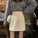 skirt Winter 2020 S M L Coffee Beige Short skirt commute High waist A-line skirt Solid color Type A 18-24 years old gUPtKE_ nMqE9 81% (inclusive) - 90% (inclusive) Wool Gooseby cotton zipper Korean version Cotton 89.7% others 10.3% Pure e-commerce (online only)