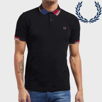 Polo shirt Other / other Fashion City routine Black, Navy S,M,L,XL,XXL standard Other leisure summer