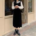 Dress Winter 2020 Picture color Average size singleton  Long sleeves 18-24 years old