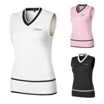 Golf apparel White, pink, black S,M,L,XL,XXL female uatitua Vest