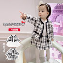 Jumpsuit / climbing suit / Khaki Other / other Class A female 59 (0-2 months), 66 (2-4 months), 73 (4-7 months), 80 (7-12 months), 90 (12-18 months), 100 (18-24 months) cotton spring and autumn Long sleeves Short climb princess There are models in the real shooting nothing Chinese Mainland